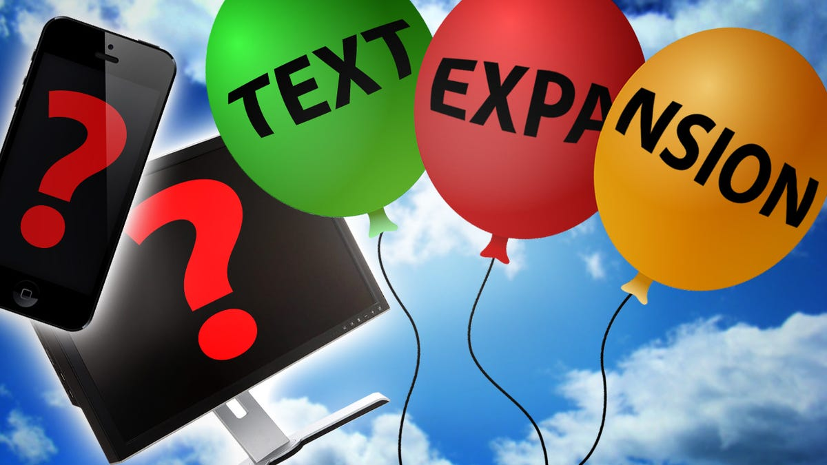 Do You Use Text Expansion?