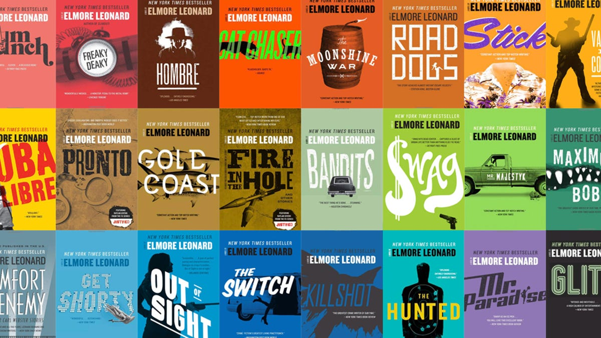 Elmore Leonard Wrote Great Opening Lines. Here Are All Of Them.