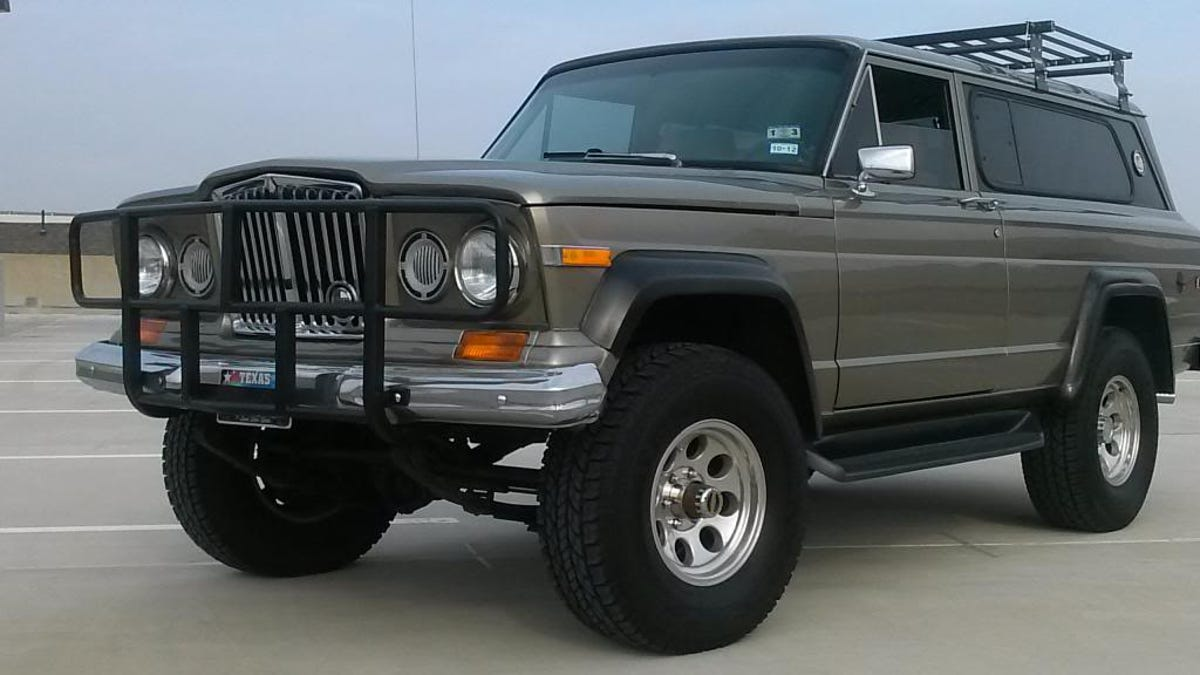 Jeep Cherokee Chief >> For 17 000 Is This Cherokee A Super Chief