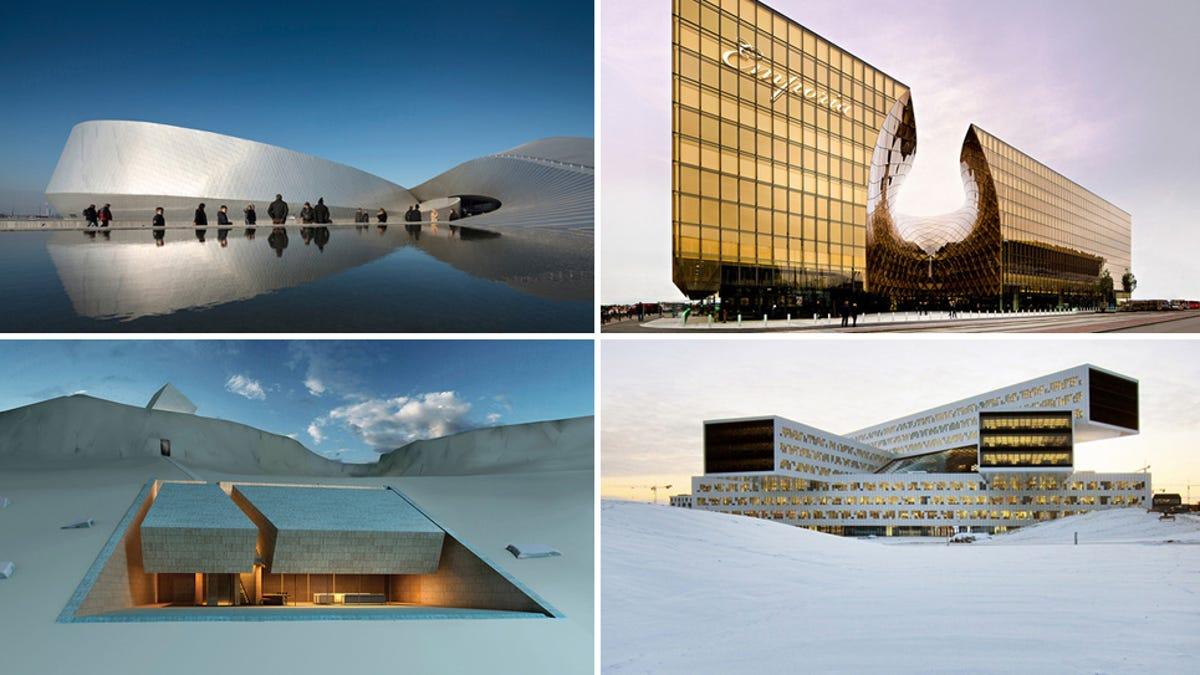 9 imponentes ganadores del Festival Mundial de Arquitectura