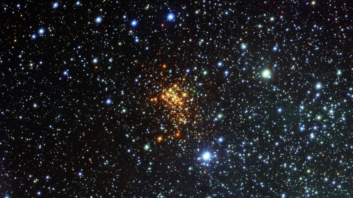 The Largest Star Ever Discovered Is Tearing Itself Apart