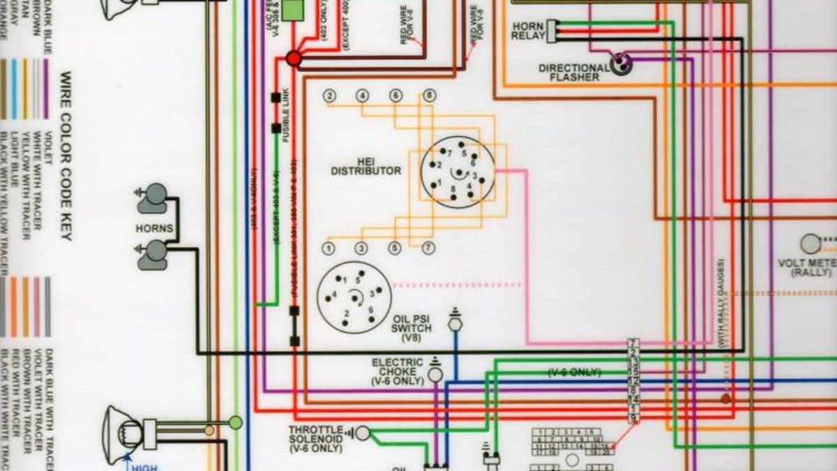 1981 Trans Am Wiring Diagram - Wiring Diagram