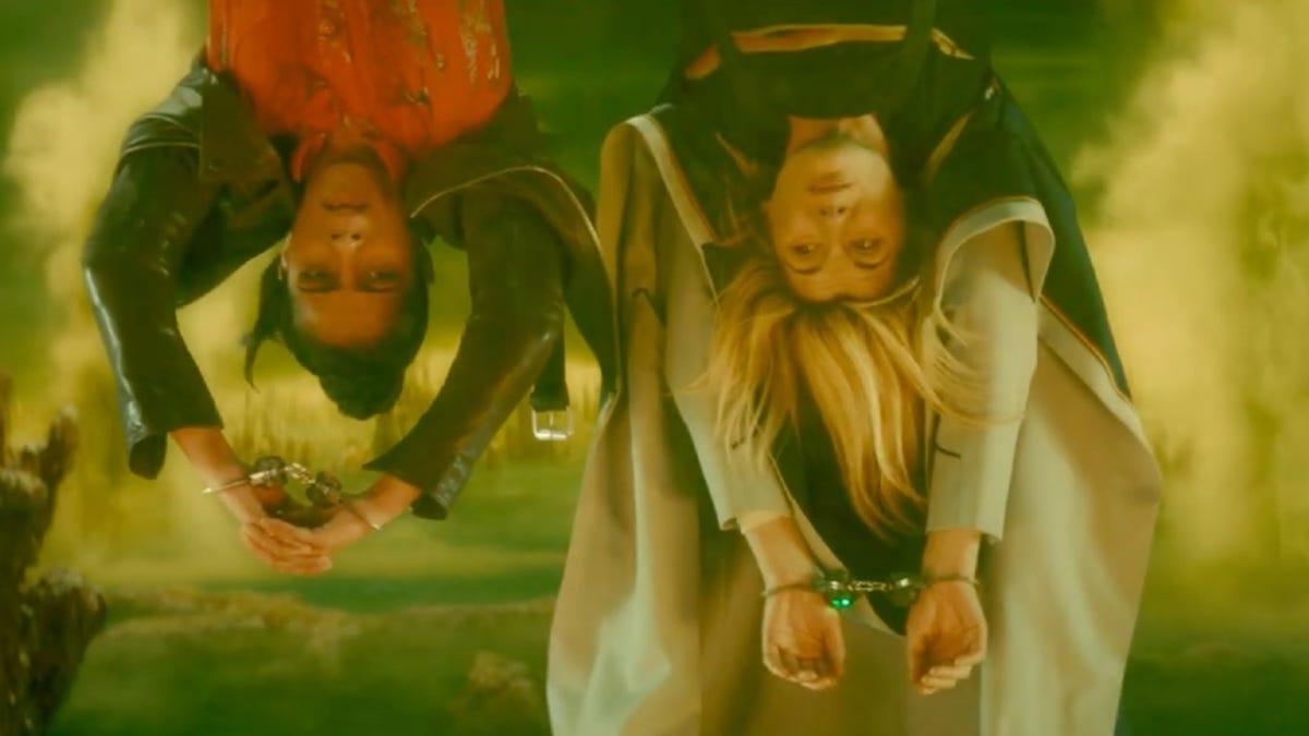 Doctor Who: Flux Jodie Whittaker Season 13 First Trailer