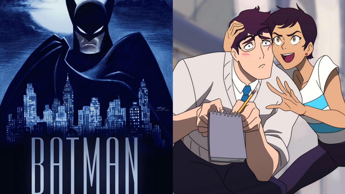 Warner Bros announce new Batman, Superman series