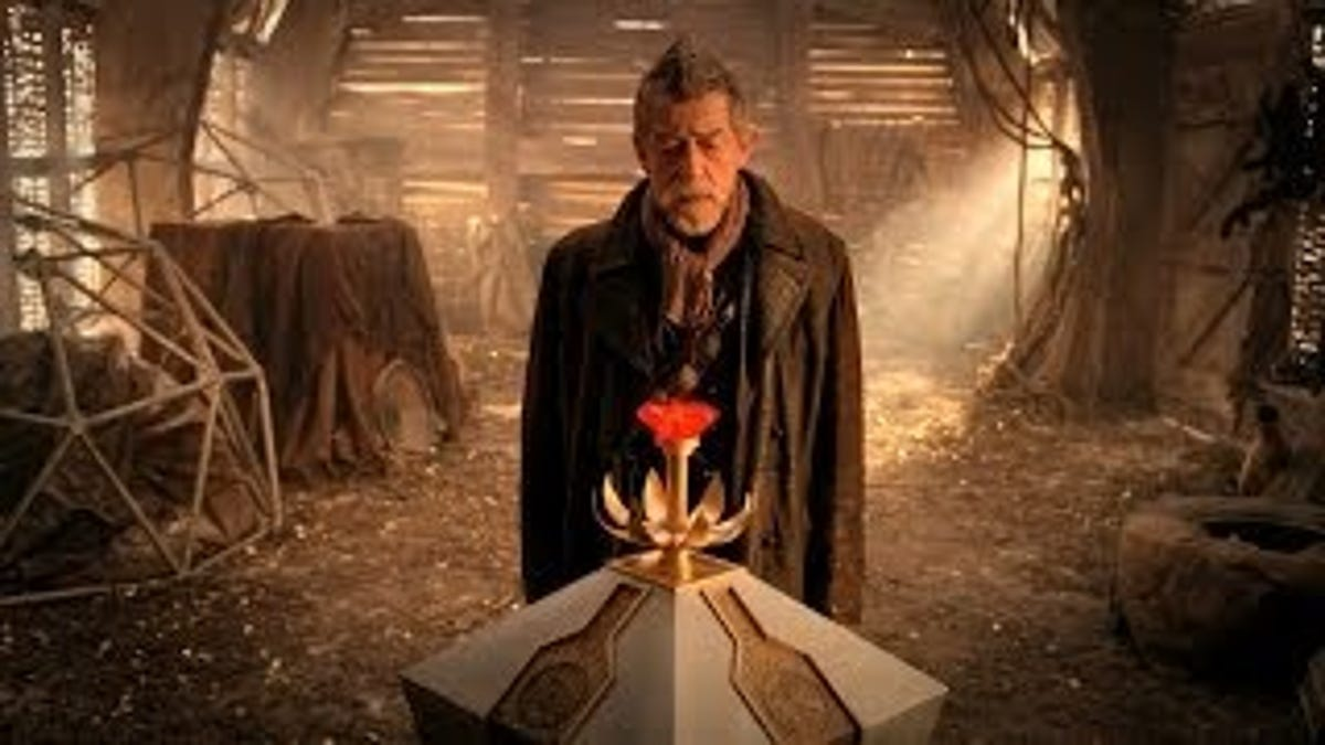 The Day of The Doctor Trailer #2: Electric Time Lord Boogaloo