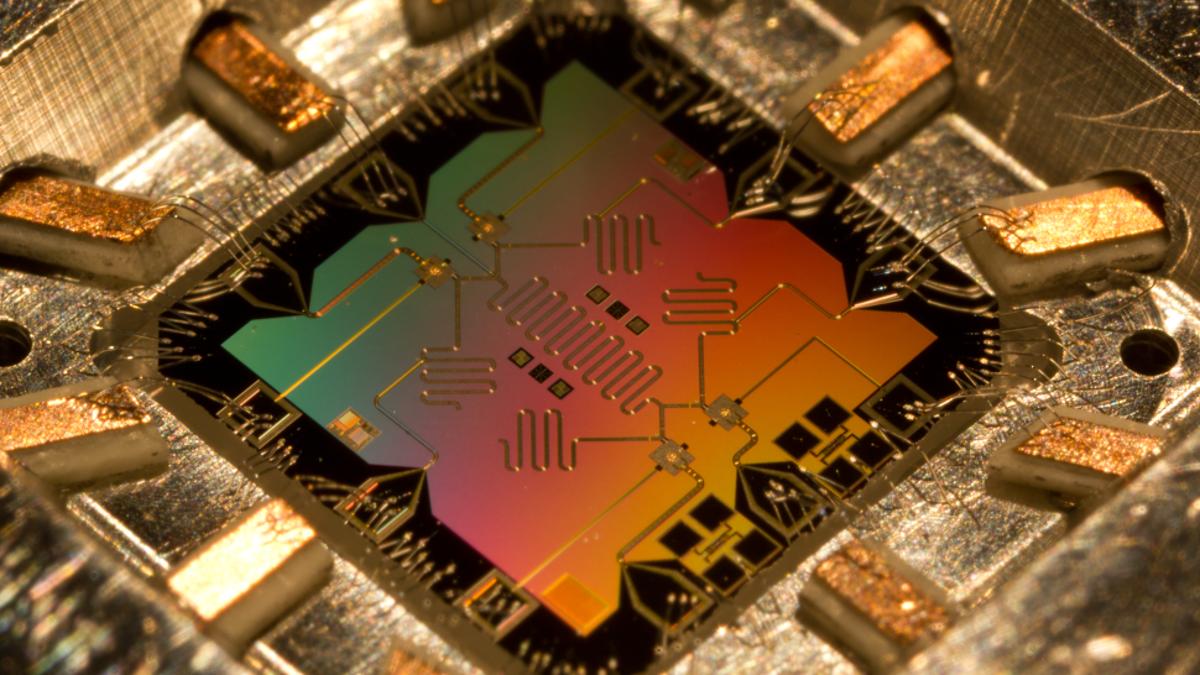 Quantum Computing Takes a Gigantic Leap Forward