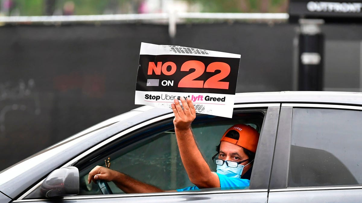 In a Win for Gig Workers, Uber-Backed Prop 22 Ruled Unconstitutional by California Judge thumbnail