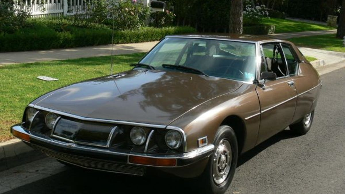 one owner 73 citroen sm for sale