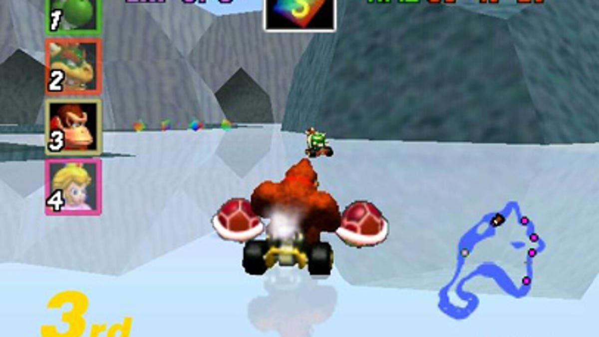 Mario Kart 64 Characters And Race Tracks Re Ranked