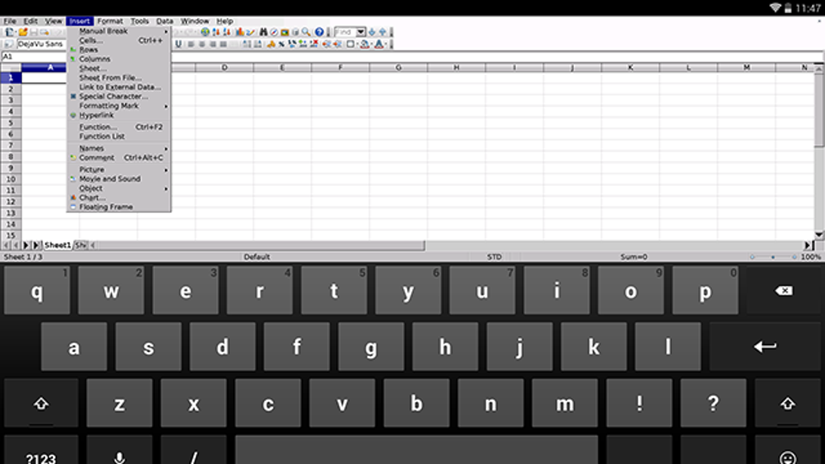 AndrOpen Office Brings OpenOffice to Android Tablets