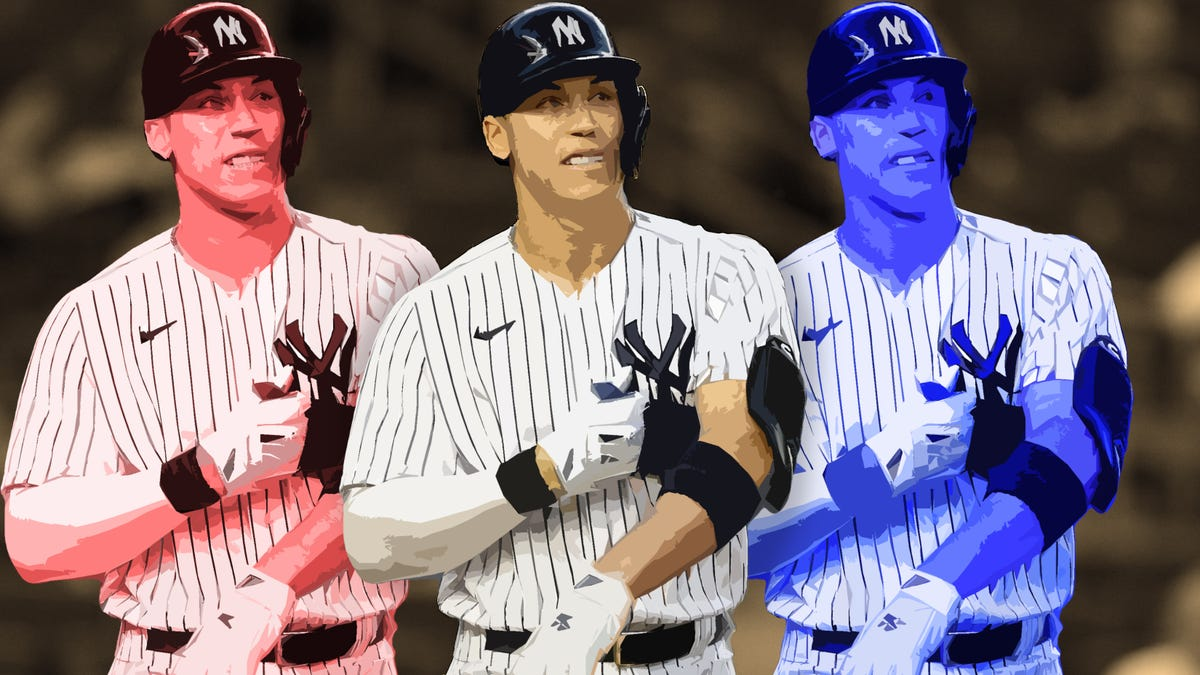 HEAR ME OUT: The Yankees should look to deal Aaron Judge