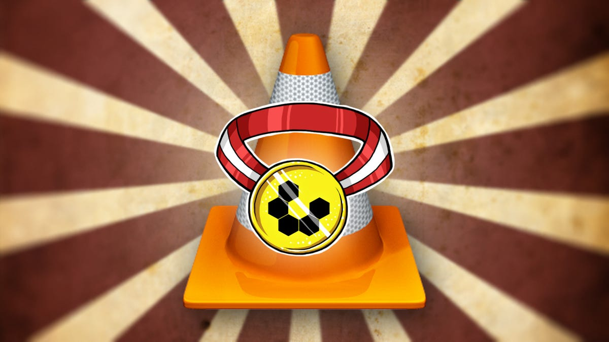 Most Popular Desktop Video Player: VLC