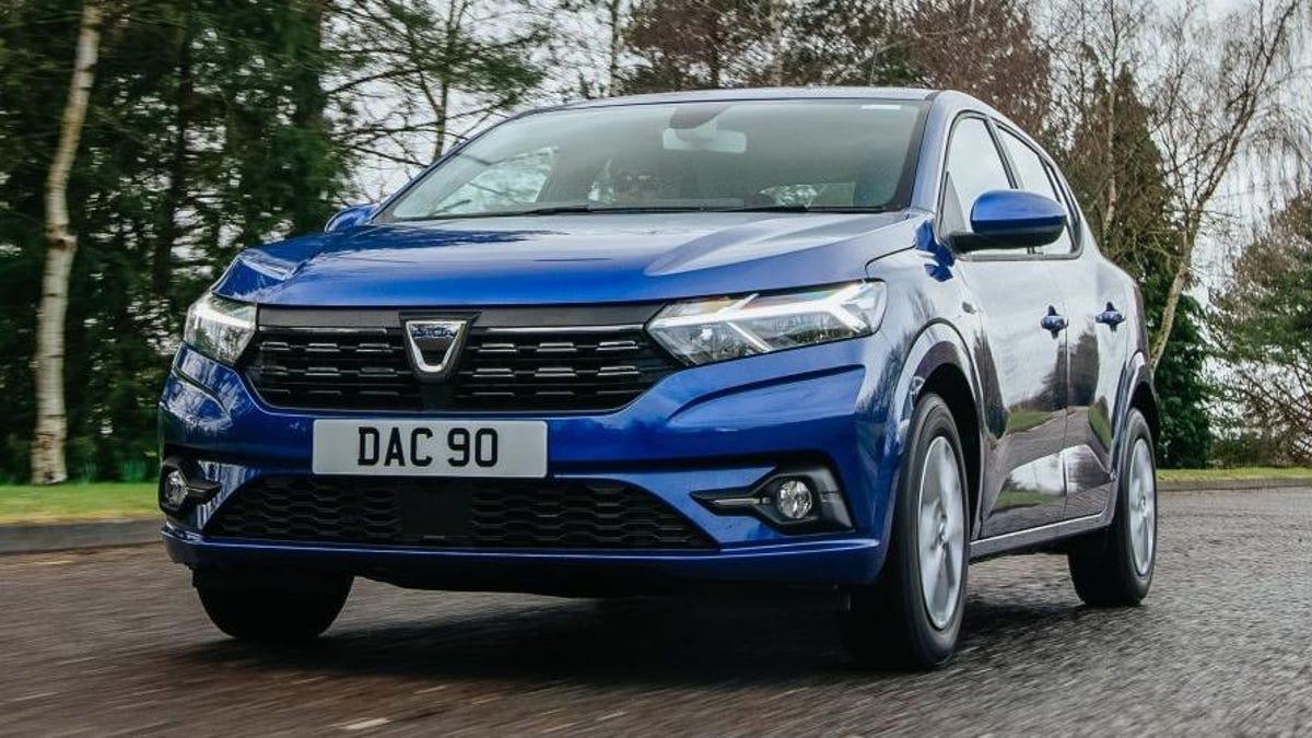 Europas meistverkauftes Auto im Juli war der Dacia Sandero€