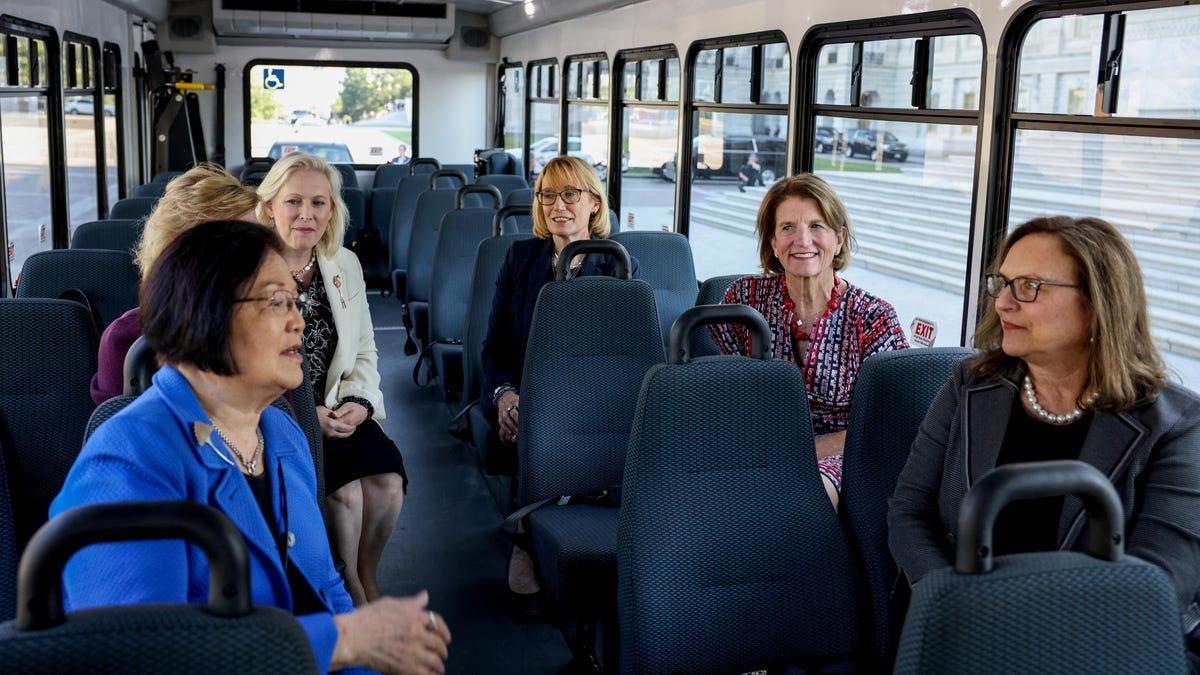 Kamala Harris Hosted a Women Senators Dinner, But Who Was It For?