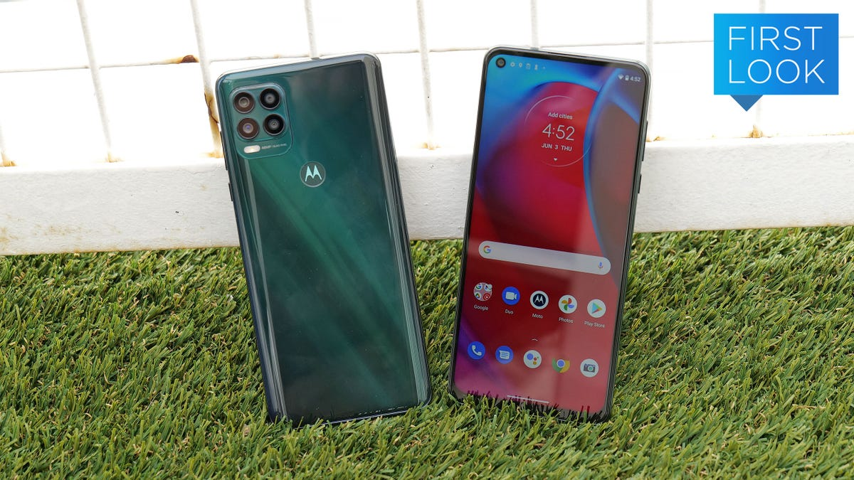 Motorola's New 5G Phone Is Like a Budget Galaxy Note In All the Right Ways - Gizmodo image