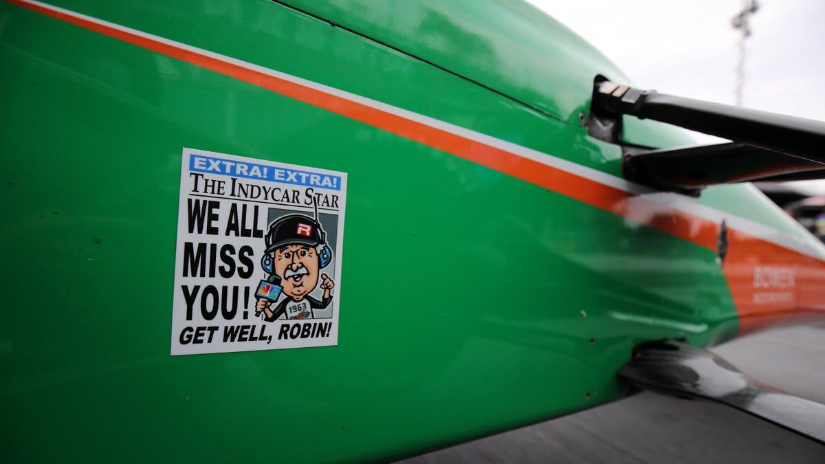 Robin Miller, langjähriger IndyCar-Journalist, stirbt im Alter von 71 Jahren€