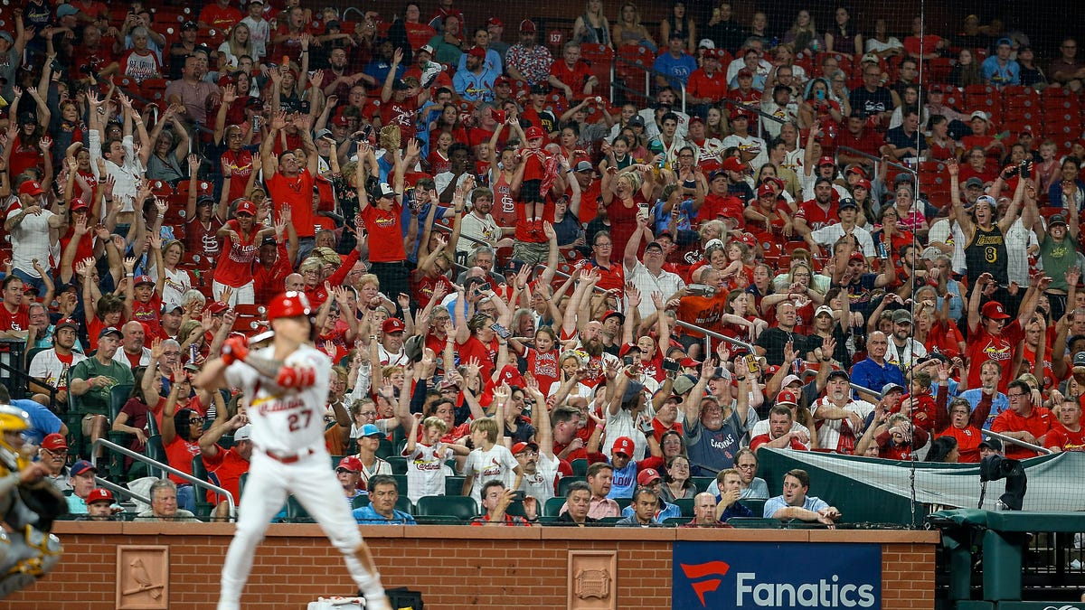 NFL doesn't price in St. Louis, the 'Baseball Capital' of the U.S.