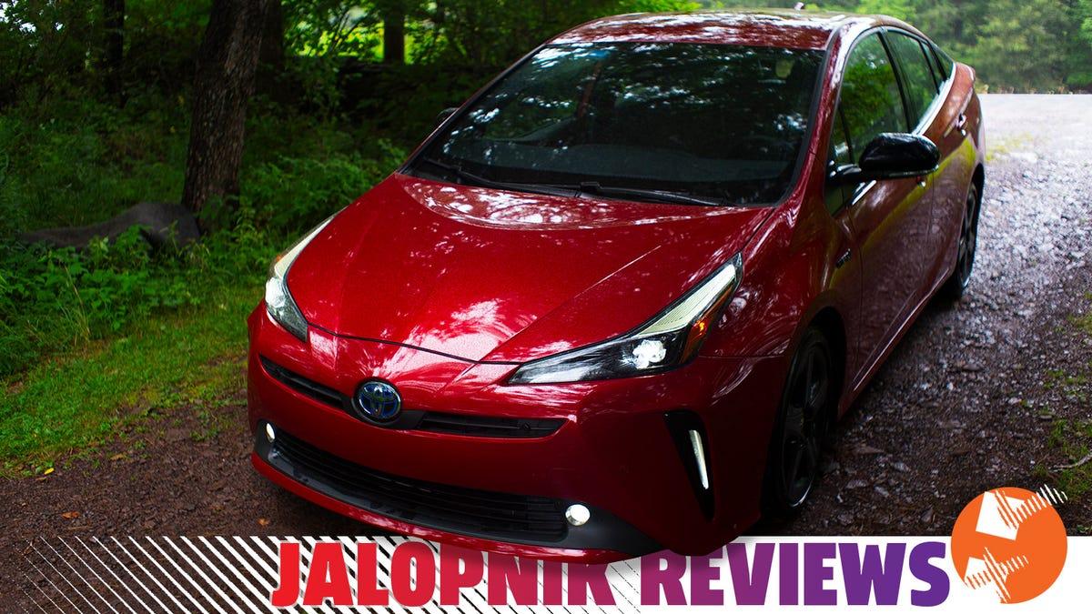 Der Toyota Prius ist immer noch eines der besten Autos im Handel