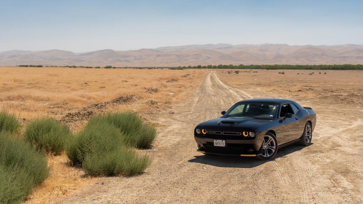 Der Dodge Challenger: Amerikas Id