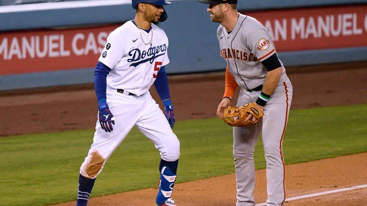Dodgers dan Giants bertemu untuk pertama kalinya di postseason