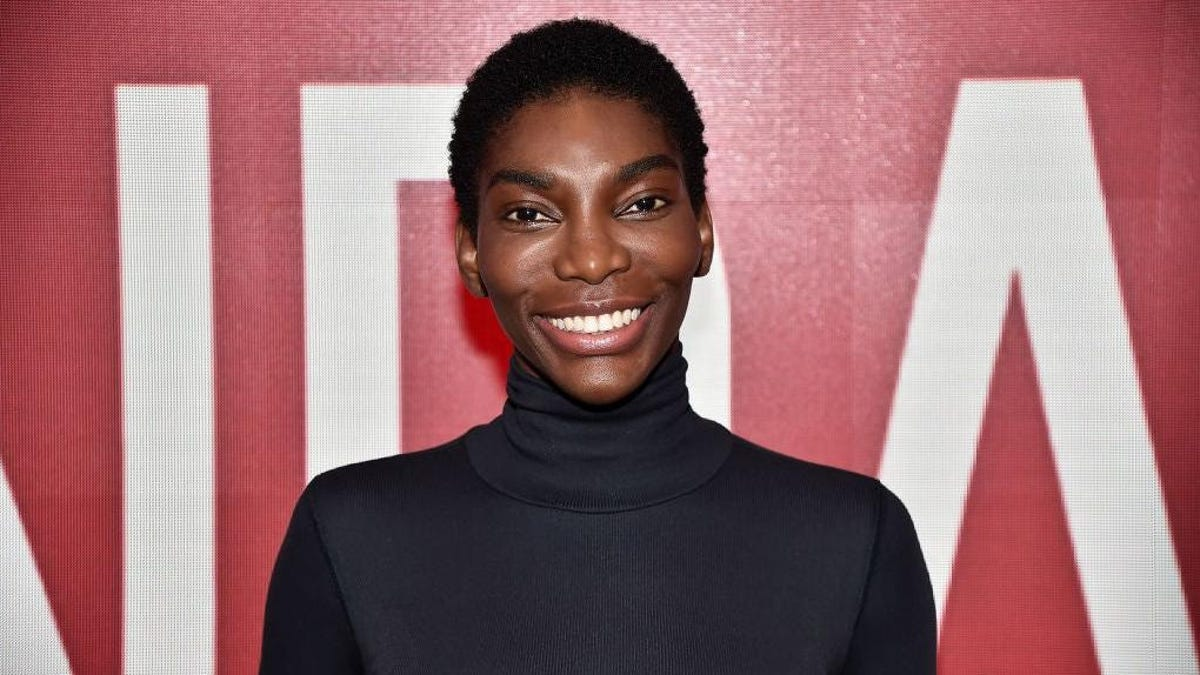 photo of Black Panther 2 Adds I May Destroy You Star Michaela Coel image