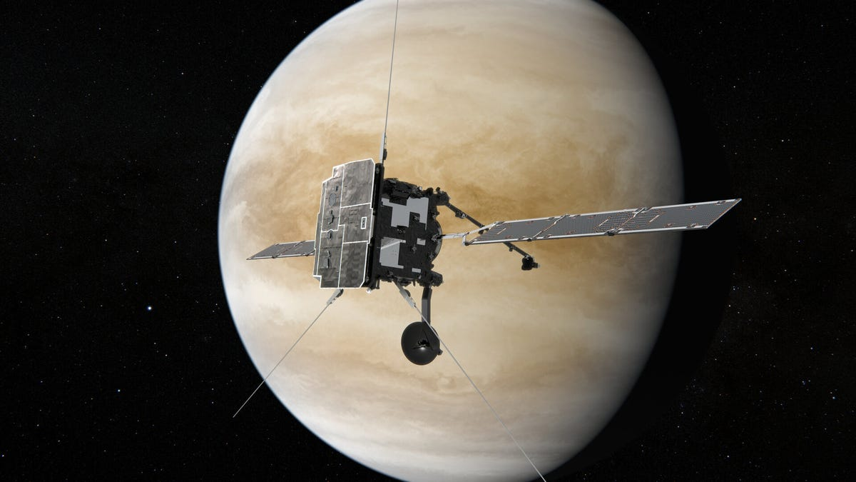 Rare Back-to-Back Flybys of Venus Will Happen Next Week