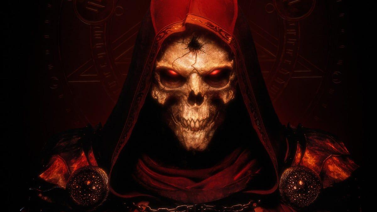 Diablo 2 Resurection - cover