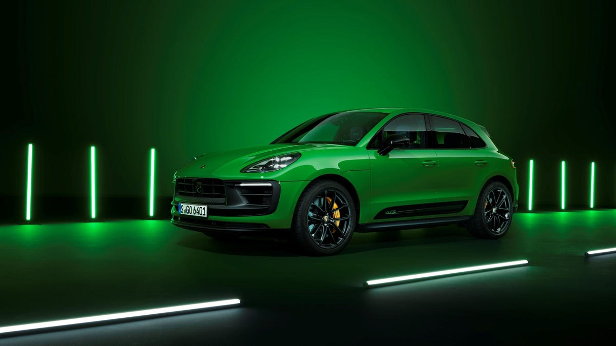 photo of Porsche Has Killed The Macan Turbo To Make Other Macan Variants Better image
