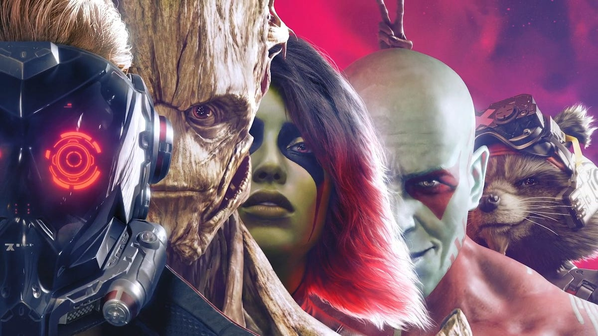 Guardians Of The Galaxy Game Revealed At E3 2021