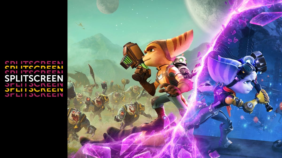 Ratchet & Clank Is The Best Mascot Platformer In Ages, But It Doesn't Have Much Competition