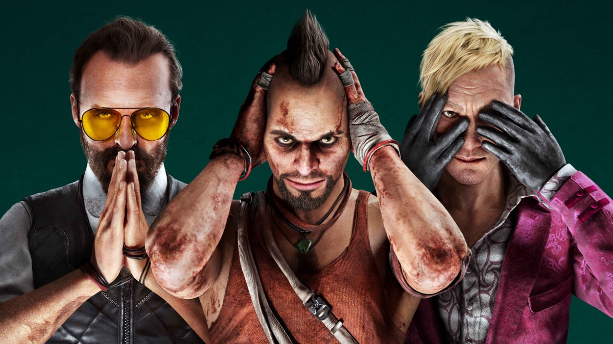 Far Cry 6 Leak Shows Playable Villains From Past Games (Update: Confirmed)