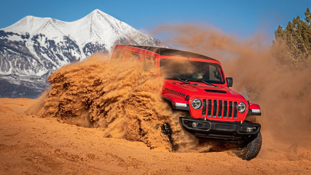 The 2022 Jeep Wrangler Xtreme Recon Package Would Beat The New Ford Bronco With Bigger Tires And A Lift