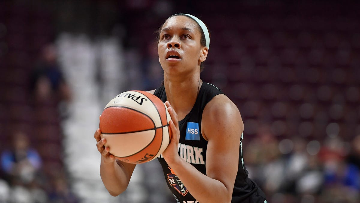 COVID-19 forces Asia Durr to miss another WNBA season