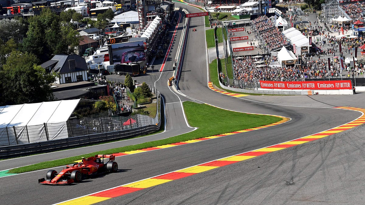 Spa-Francorchamps' Overdue Safety Changes Are Finally In Progress