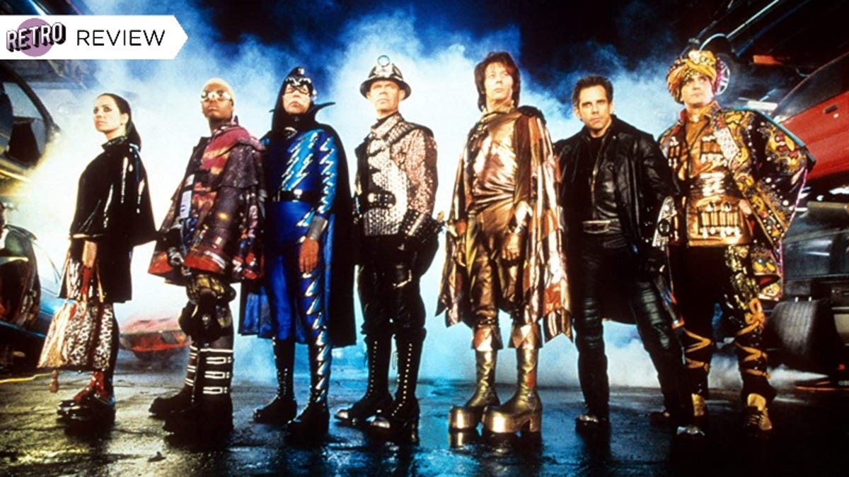 I Did Not Care for Mystery Men Then, And Now I Hate It thumbnail