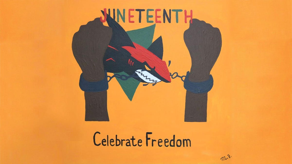 Juneteenth is being hijacked from African-Americans