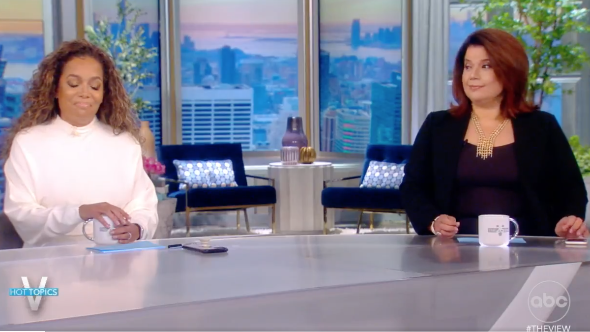 So It Turns Out The View Hosts Did Not Test Positive For Covid