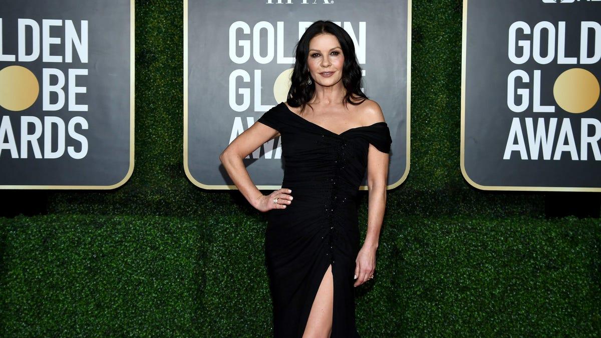 Catherine Zeta-Jones Will Play Morticia in Tim Burton's Wednesday Addams Netflix Series thumbnail