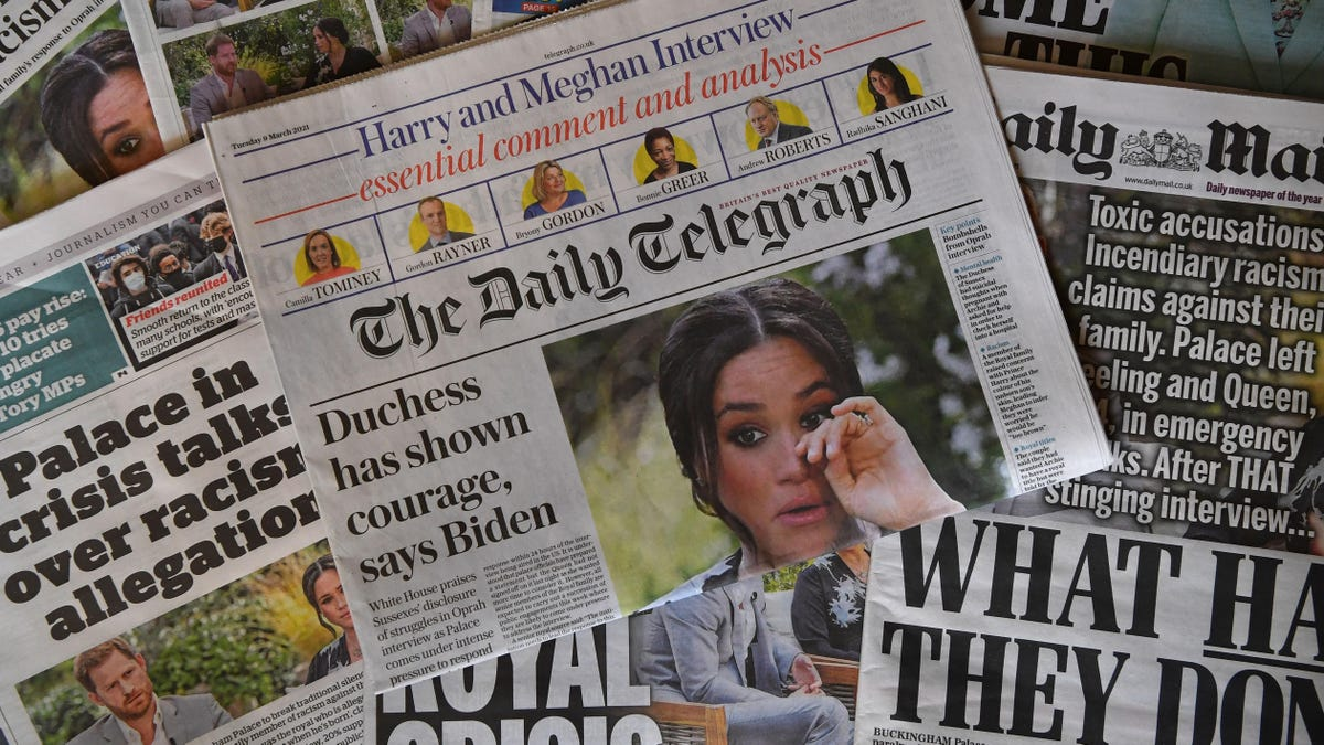 When Tweets Come Home to Roost: UK Columnist Fired for Post Correlating Meghan and Harry's Baby and George Floyd