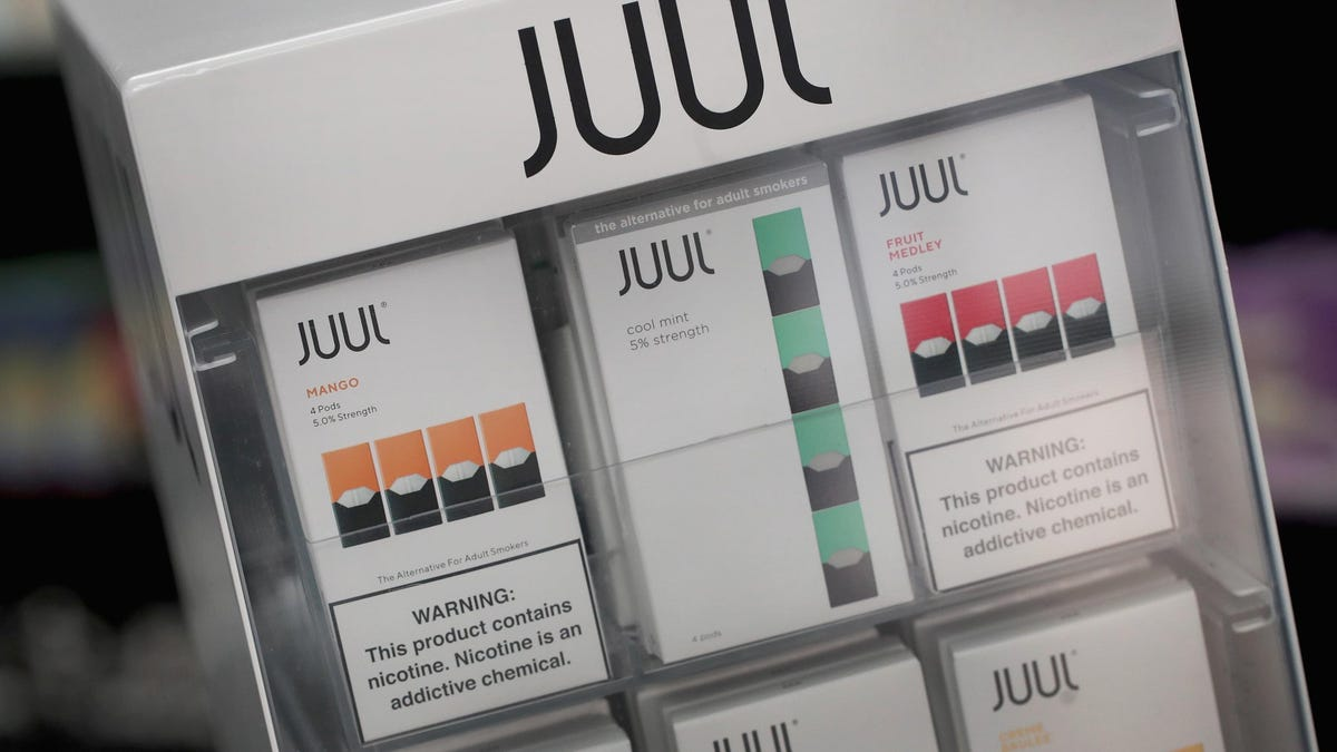 Senators Ask FDA and FTC to Investigate After Juul Bought Its Way Into an Academic Journal thumbnail