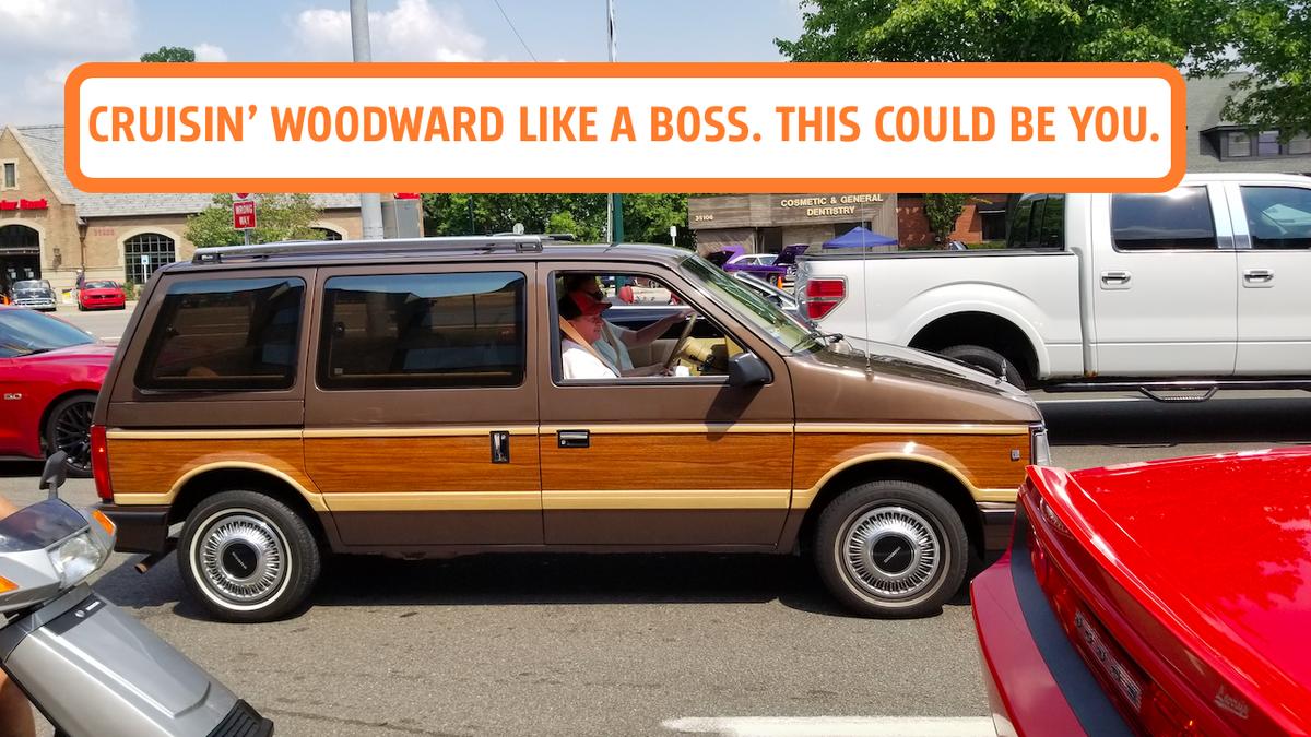 Jalops im Raum Detroit: Lass uns am Freitag durch Woodward fahren€