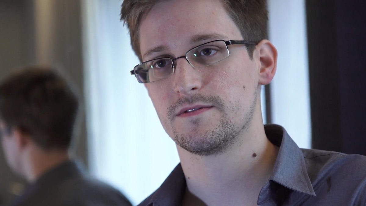Snowden: People Who Bankroll the Spyware Industry Should Be in Prison
