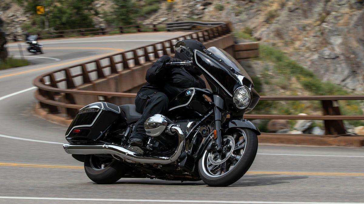 Die BMW R 18 B und R 18 Transcontinental kommen 2022 nach Harley-Davidson und Indian€