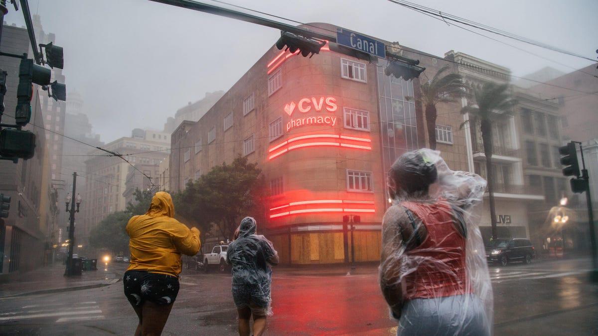 New Orleans Loses Power as Hurricane Ida Inundates Louisiana