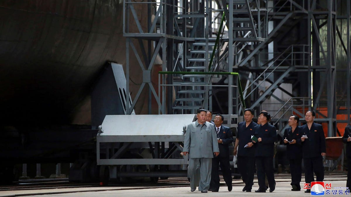 Corea del Norte consigue lanzar un misil balístico desde un submarino