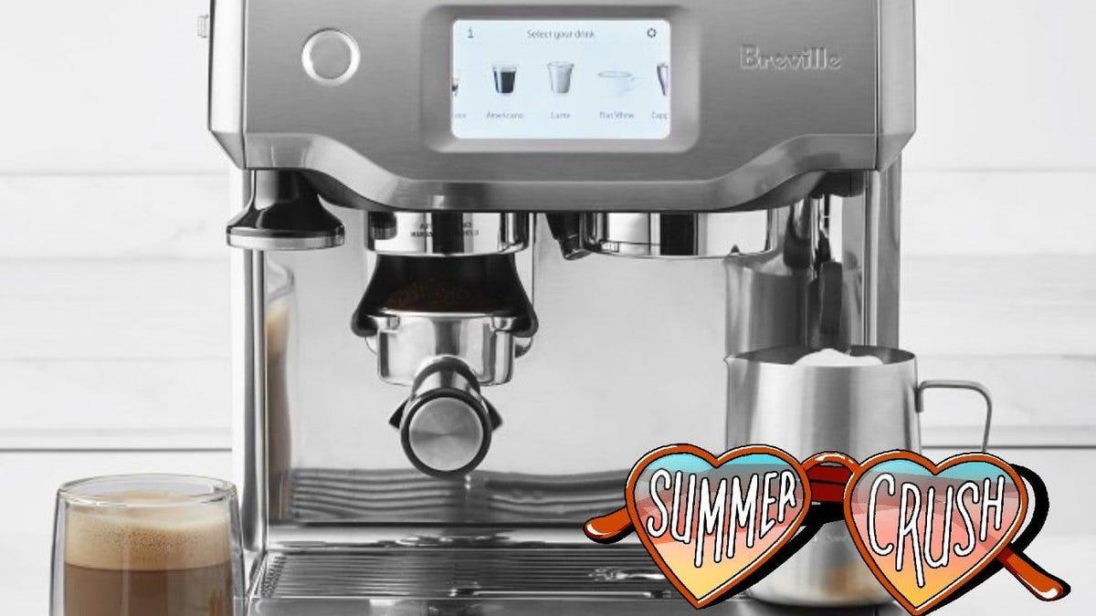 My Years-Long Crush Is a Coffee Machine