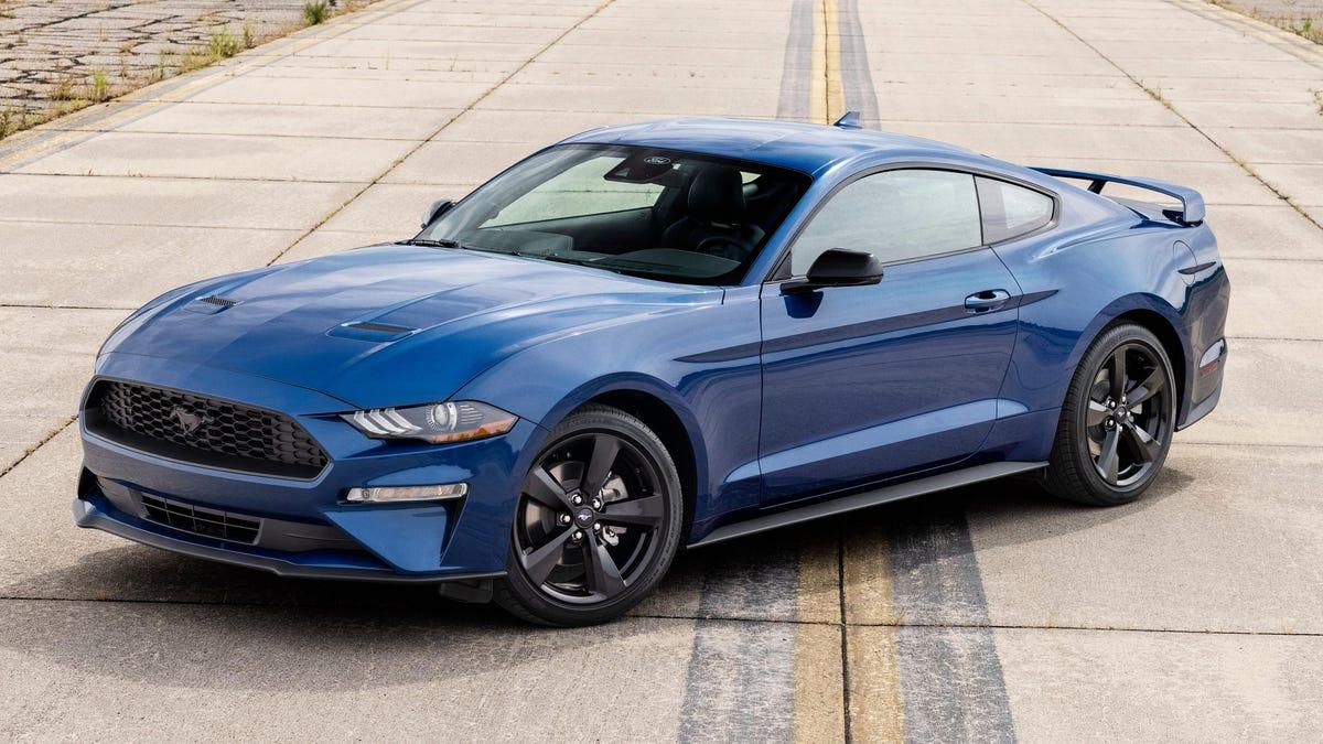 Ford hat einen neuen Mustang Trim für 2022 zu trennen Sie von Ihrem Geld