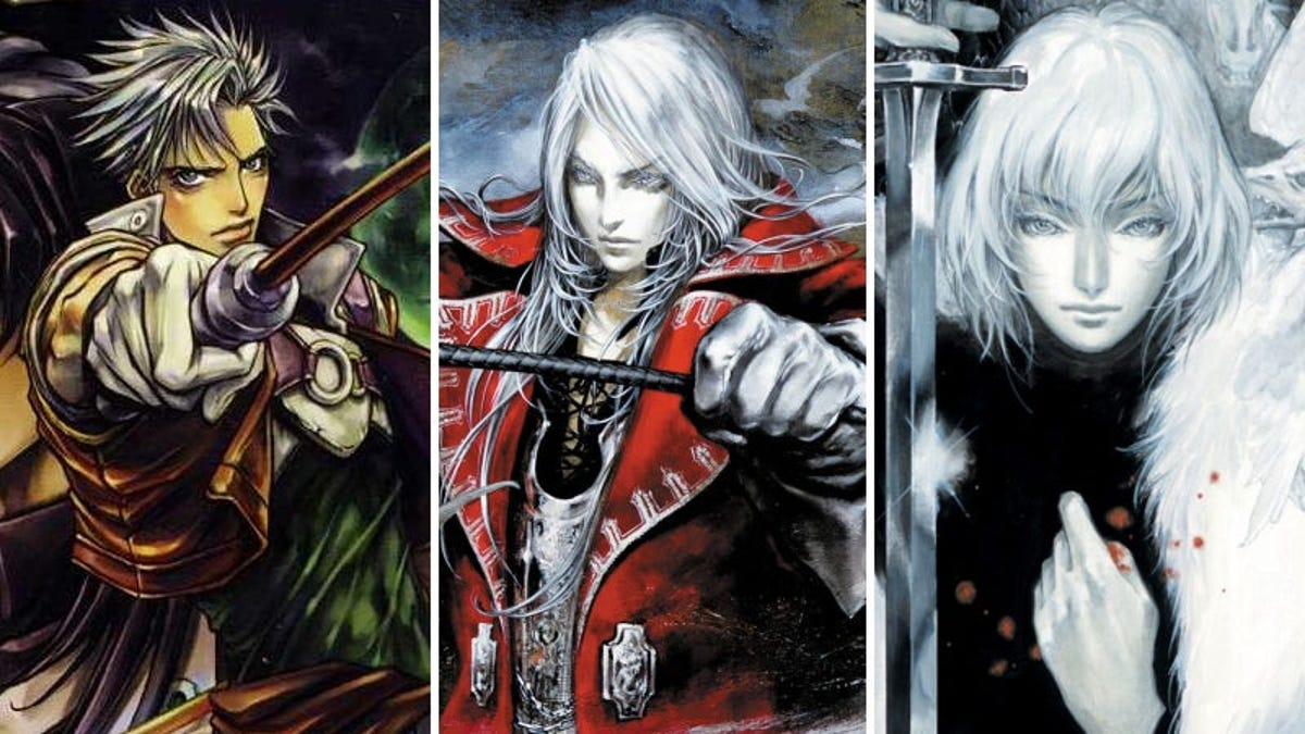 Castlevania Advance Collection Is Real, And It's Out Today