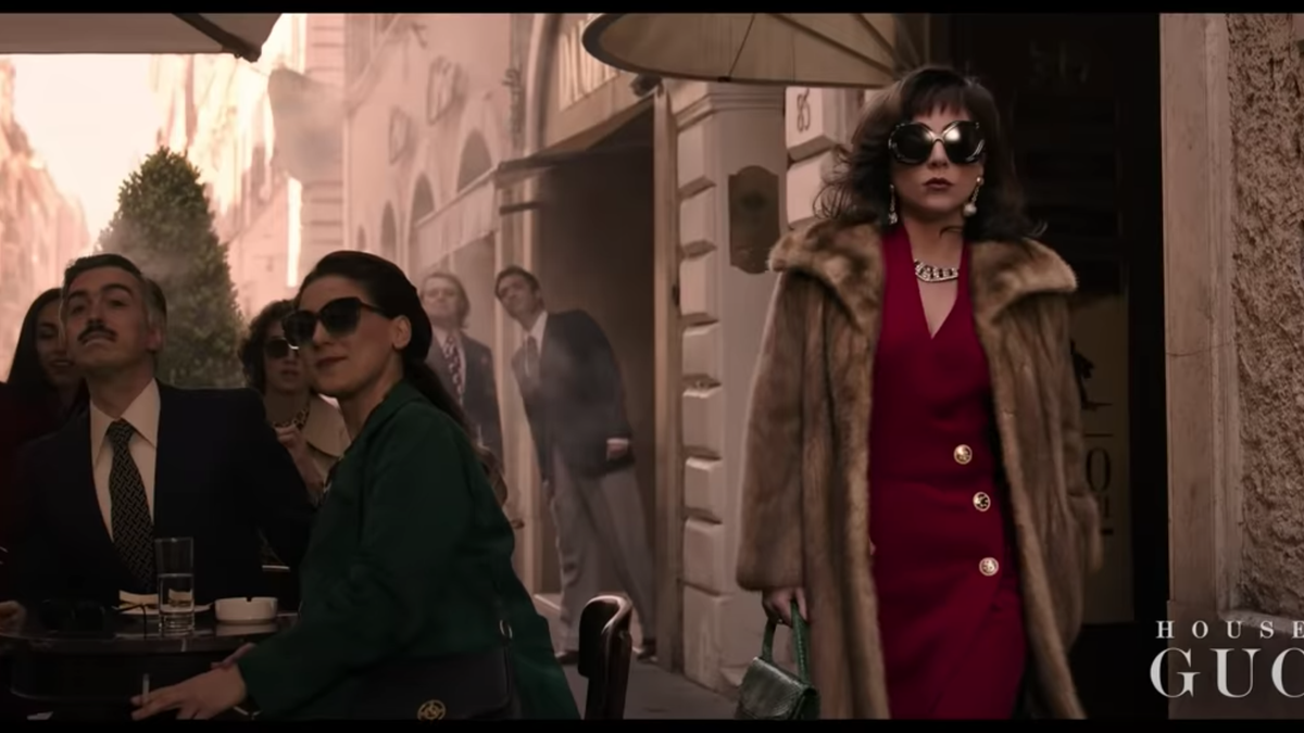 Lady Gaga's Gunning for Oscar Number 2 in House of Gucci Trailer