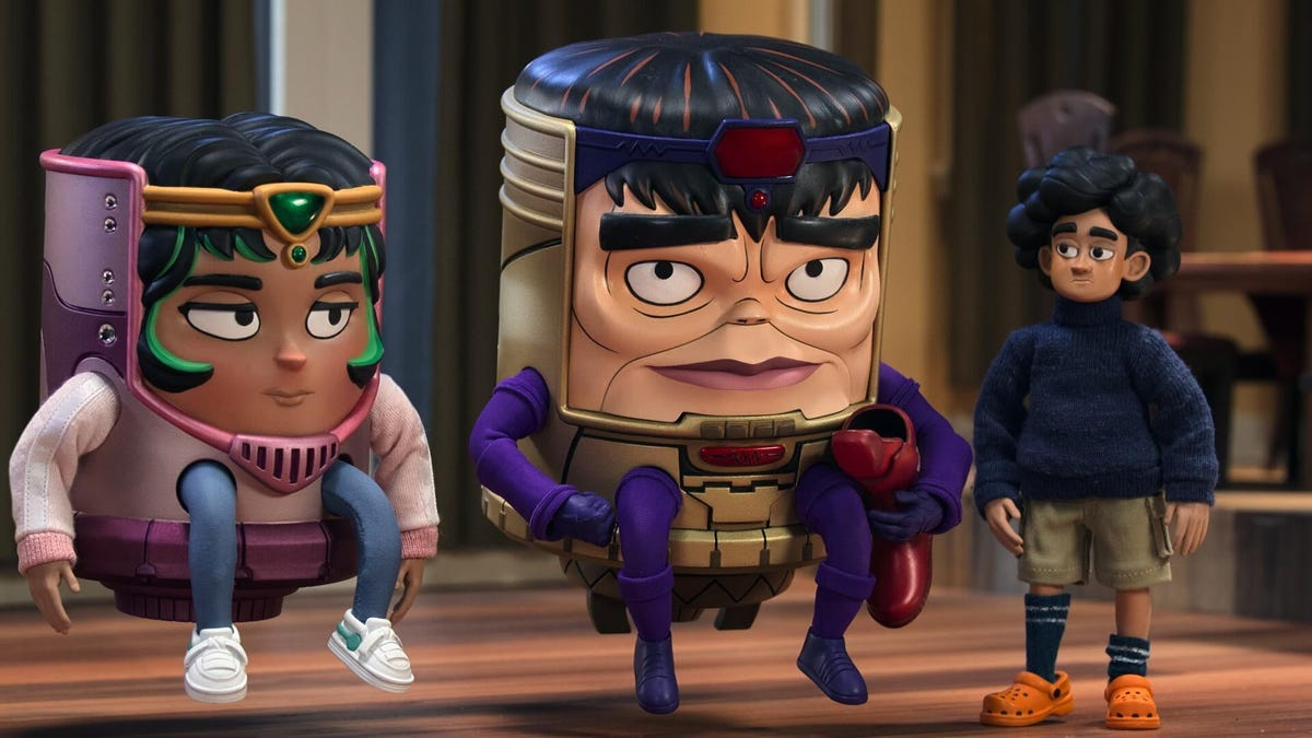 M.O.D.O.K. review: An excellent supervillain sitcom